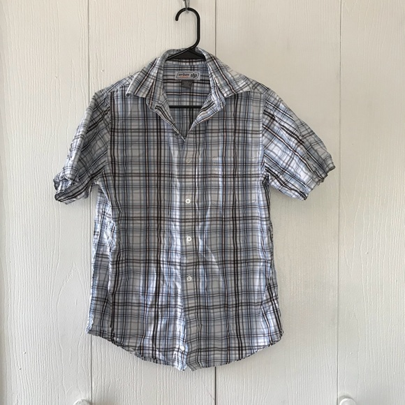 urban pipeline Other - Men's S plaid shirt